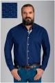 Allover Shirt von Plusman