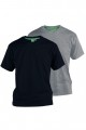 2er-Pack Basic T-Shirts von D555