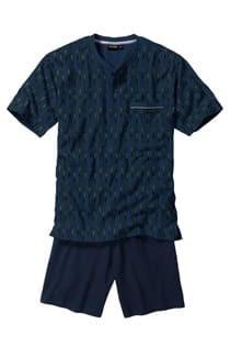 Pyjama mit kurzen Ärmeln und kurzer Hosen von Ceceba.
