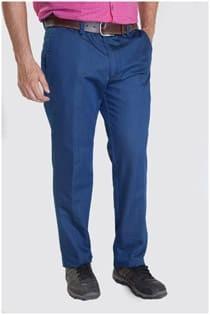 Gewaschene Jeanshose von Plus Man.