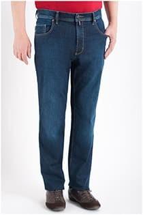5-Pocket-Jeanshose mit Stretch von Pionier.