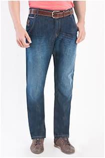 Santa Monica 5-Pocket-Jeanshose.