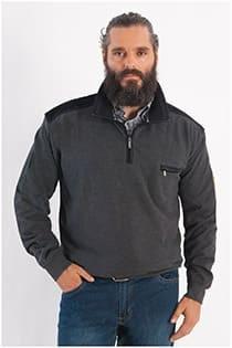 Baumwoll-Pullover von Monte Carlo.