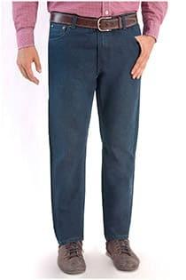 Gewaschene 5-Pocket-Jeanshose von Koyote.