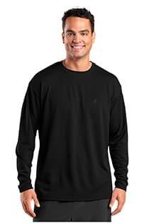 Basic Langarm-T-Shirt von Forestal.