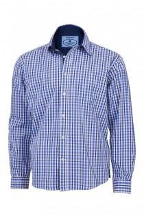 SONDERANGEBOT: Redfield Langarmhemd mit Karomuster