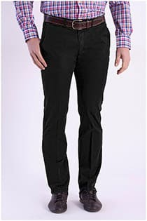 COLD-BLACK Chinohose von Club of Comfort