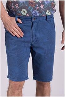 Bedruckte Shorts aus Baumwolle von Koyote.
