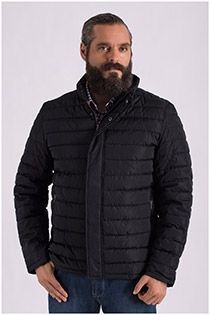 Winterjacke van Plus Man.
