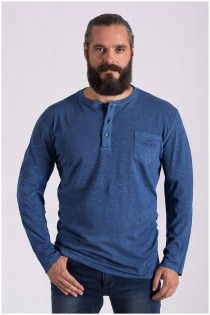Langarm-T-Shirt von Redfield.