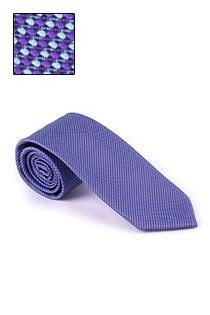 Bedruckte Krawatte von Plus Man.