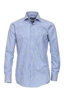 Gestreiftes Dresshemd von Casamoda.