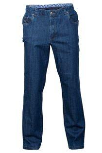 ANGEBOT: 5-Pocket Stretch-Jeanshose von Luigi Morini.