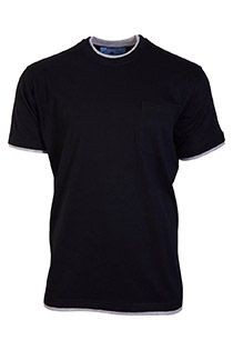 ANGEBOT: Uni Kurzarm T-Shirt Redfield