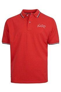 Kurzarm-Piqué-Poloshirt von Redfield.