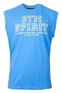 SONDERANGEBOT: Redfield ärmelloses T-Shirt mit Brustdruck