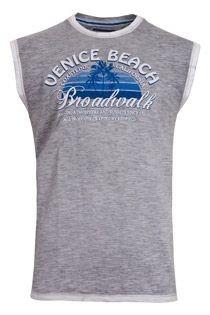 Ärmelloses T-Shirt von Redfield.