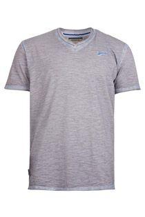 SONDERANGEBOT: T-Shirt mit V-Ausschnitt von Redfield