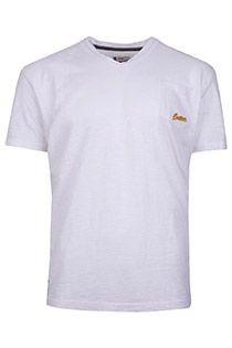 T-Shirt mit V-Ausschnitt von Redfield