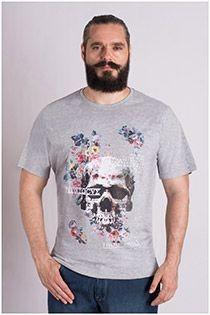 Kurzarm-T-Shirt von Loyalty & Faith.