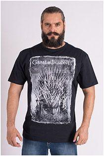"Kurzarm-T-Shirt ""Game of Thrones""."