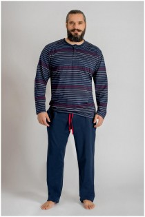 Langer Pyjama von Hajo.