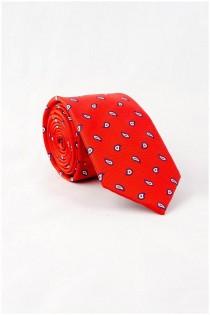 Bedruckte Krawatte von Boccola