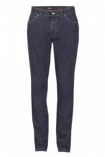 Elastische 5-Pocket-Jeans von Club of Comfort