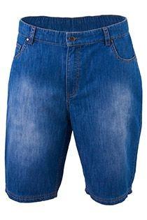 ANGEBOT: 5-Pocket-Jeans Bermuda