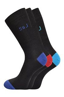 3er-Pack Socken von Smith & Jones.