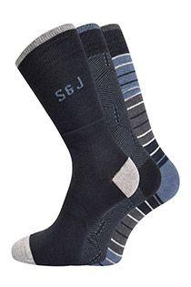 3er-Pack Socken von Smith & Jones.