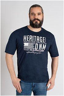 Kurzarm-T-Shirt von Forestal.
