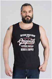 Ärmelloses T-Shirt von Forestal.