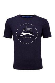 Kurzarm-T-Shirt von Slazenger.