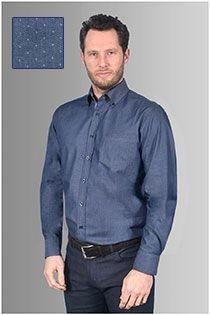ANGEBOT: Langarmshirt mit Allover-Print von GCM Originals