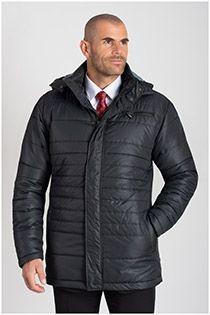 Winterjacke mit Überlänge von KAM Jeanswear.