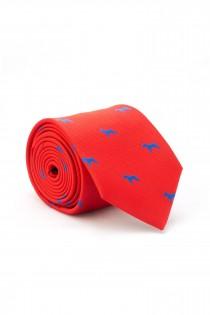 Bedruckte Krawatte von Plusman