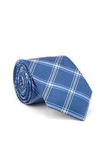 Karierte Krawatte von Plusman.