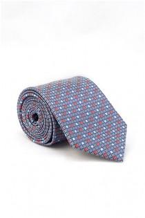 Gemusterte extra lange Krawatte von Plusman