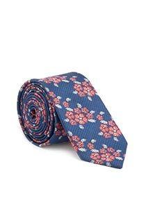 Gemusterte Krawatte von Boccola.