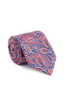 Gemusterte Krawatte von Boccola