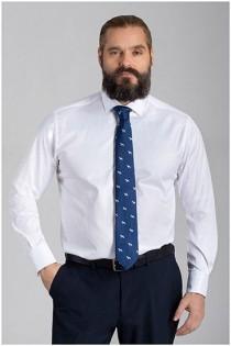 Dresshemd von Plusman