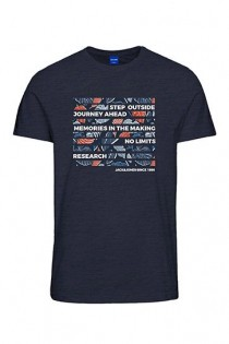 Jack & Jones kurzarm T-Shirt.