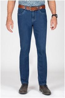 5-pocket Jeanshose von Plusman
