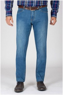 5-pocket Stretchjeanshose von Koyote