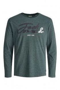 Langarm T-Shirt von Jack & Jones