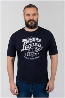 Kurzarm T-Shirt von Kitaro