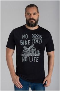 Extra langes T-Shirt von Kitaro