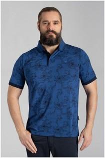 Kurzarm-Poloshirt von Hajo