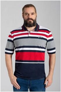 Kurzarm Poloshirt von Hajo